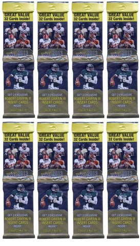 2013 Upper Deck Football Cards Unopened Sealed Rack Value Pack-32 Cards Per Pack
