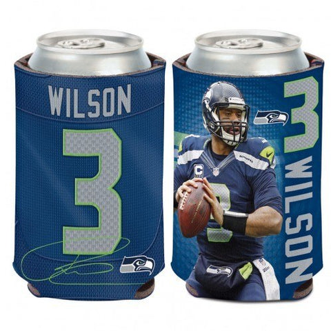 Russell Wilson - Seattle Seahawks - Can Cooler