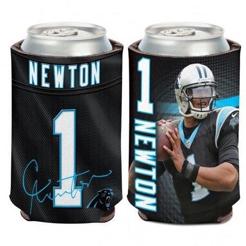 Cam Newton - Carolina Panthers - Can Cooler