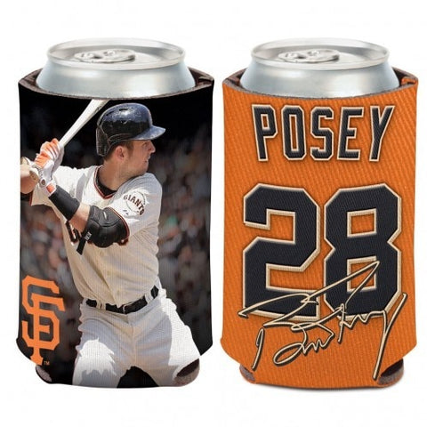 Buster Posey - San Francisco Giants - Can Cooler