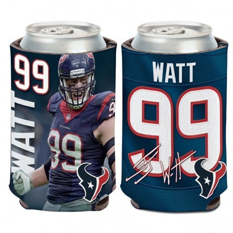 J.J. Watt - Houston Texans - Can Cooler