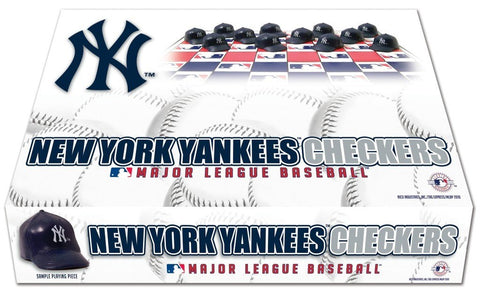 New York Yankees - Checker Set