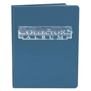 Ultra Pro - 9 Pocket Collector's Card Portfolio - Navy