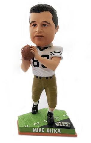 Mike Ditka - Pittsburgh Panthers - Collectible Bobblehead Figure