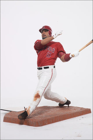 Albert Pujols - Los Angeles Angels - #5 McFarlane Figurine