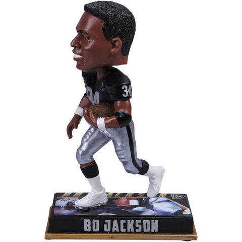 Bo Jackson - Los Angeles Raiders - Bobblehead - 8 Inch - #34