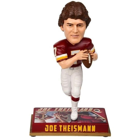 Joe Theismann - Washington Redskins - Bobblehead - 8 Inch Figure