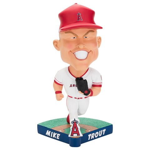 Los Angeles Angels - Mike Trout - Bobble Head - Caricature Style