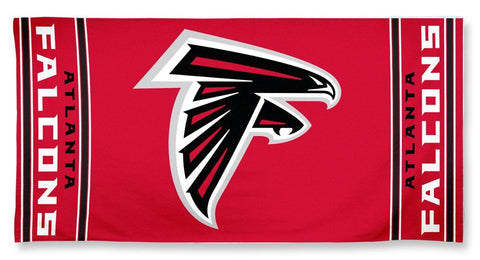 Atlanta Falcons - Towel - 30 x 60 Beach Style