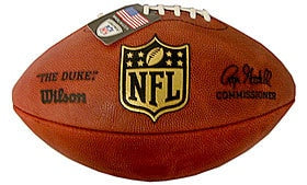 Wilson Official NFL Football