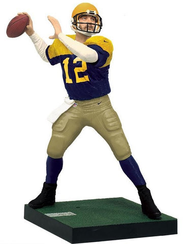 Aaron Rodgers - Green Bay Packers - Madden NFL Series 2 Action Figure