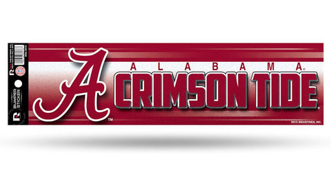 "Alabama - Bumper Sticker - Crimson Tide 11"" NCAA - Licensed New"