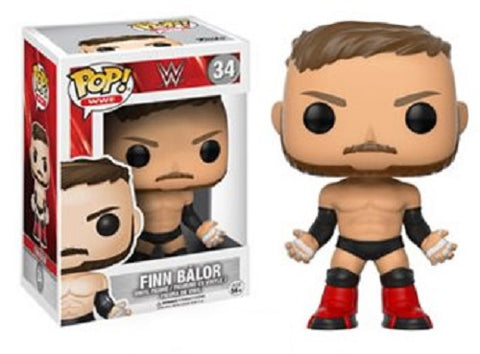 Finn Balor - Vinyl Figure - WWE- Balor Club - Licensed - New In Display Box