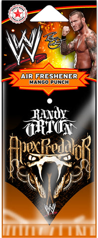 WWE - Air Freshener - Randy Orton -WWE-Apex Predator-Licensed New In Pack-Sealed