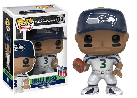 Russell Wilson - Vinyl Figure - Seattle Seahawks - NFL - Licensed New In Box