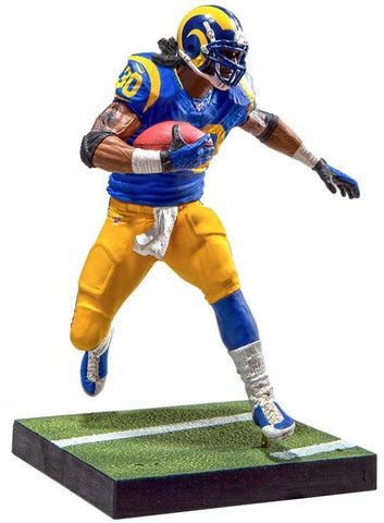 Todd Gurley - Los Angeles Rams - Madden NFL - Action Figure