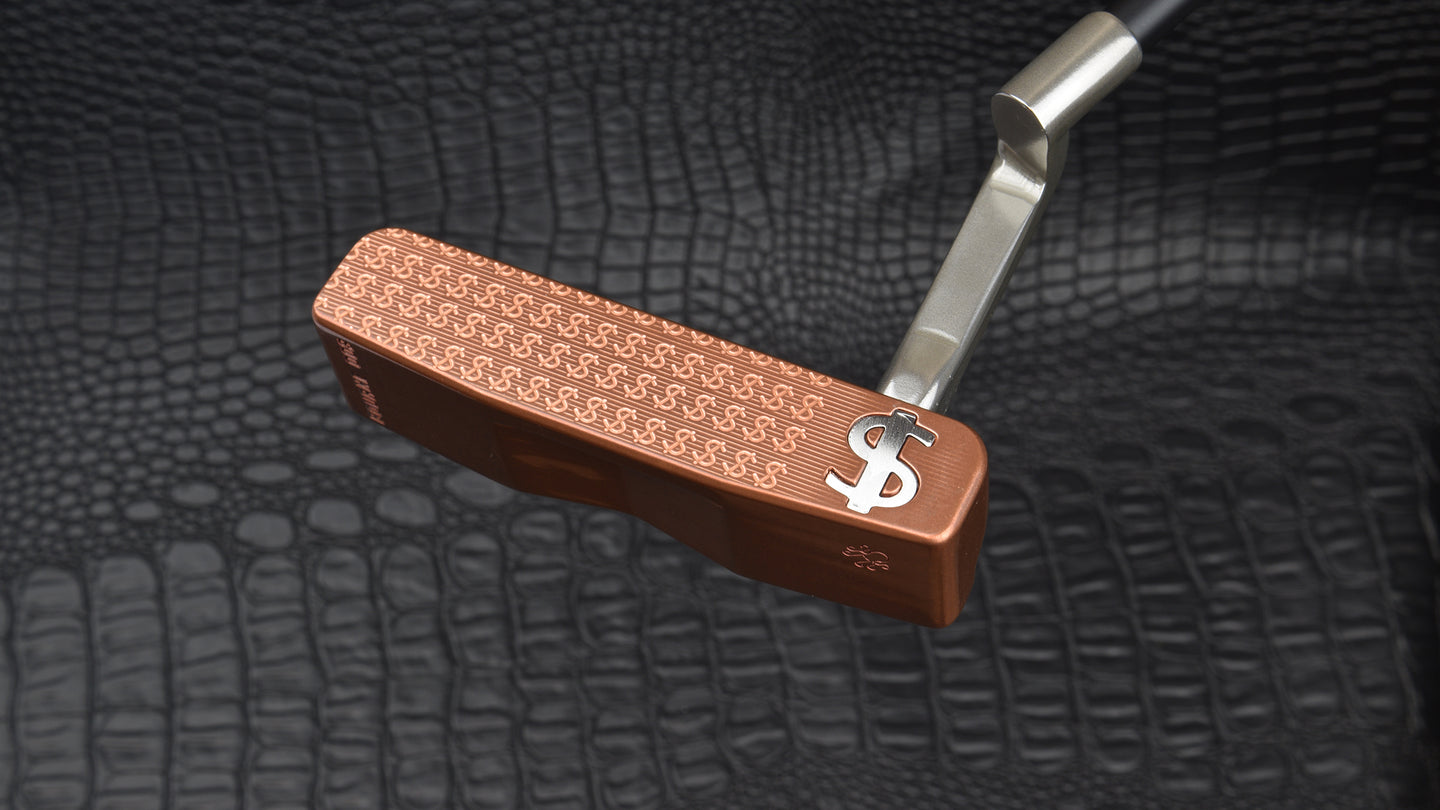 The Bourne Putter