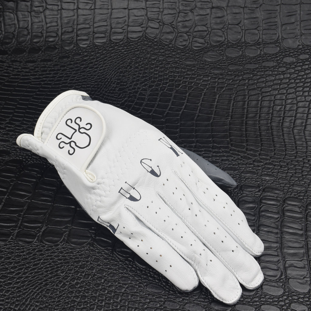 Luck Tattoo Golf Glove