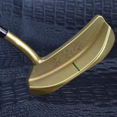 Yarmouth Putter - Custom - Brass Clover