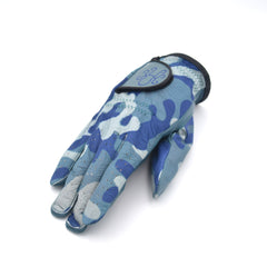 Kraken Golf Glove - Blue Camouflage
