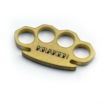 Brass Knuckles Ball Marker