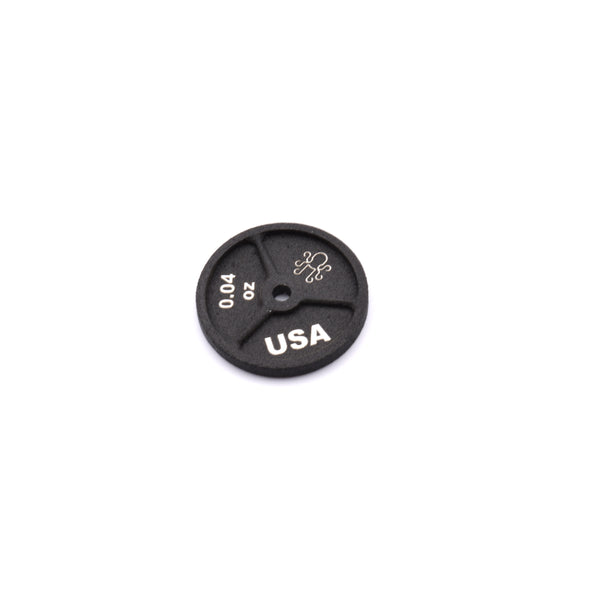 Gym Plate Ball Marker