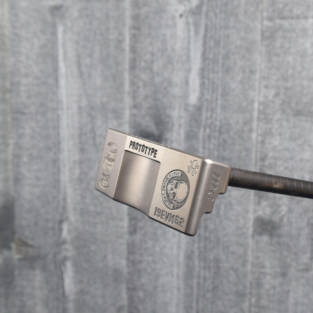 Bourne Putter - Wide Body - PROTOTYPE