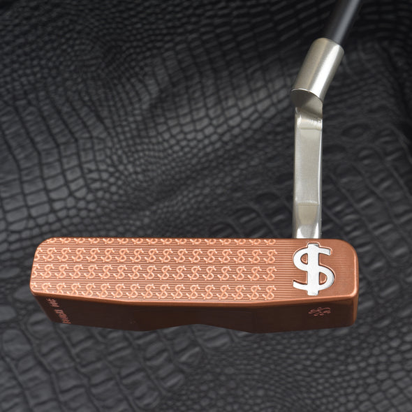 Bourne Putter - Money Copper Head