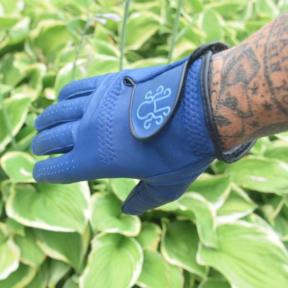 Navy Golf GLove