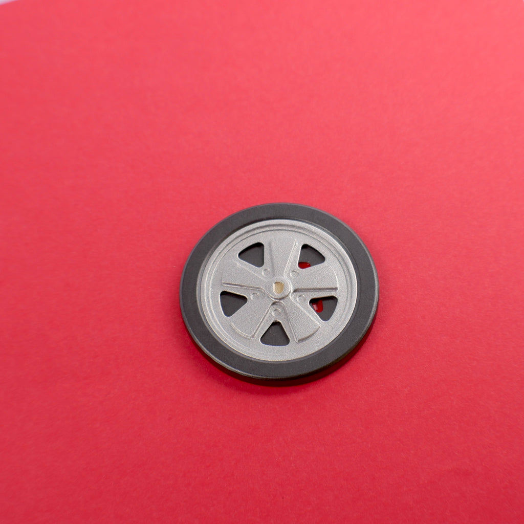 Porsche Wheel Ball Marker