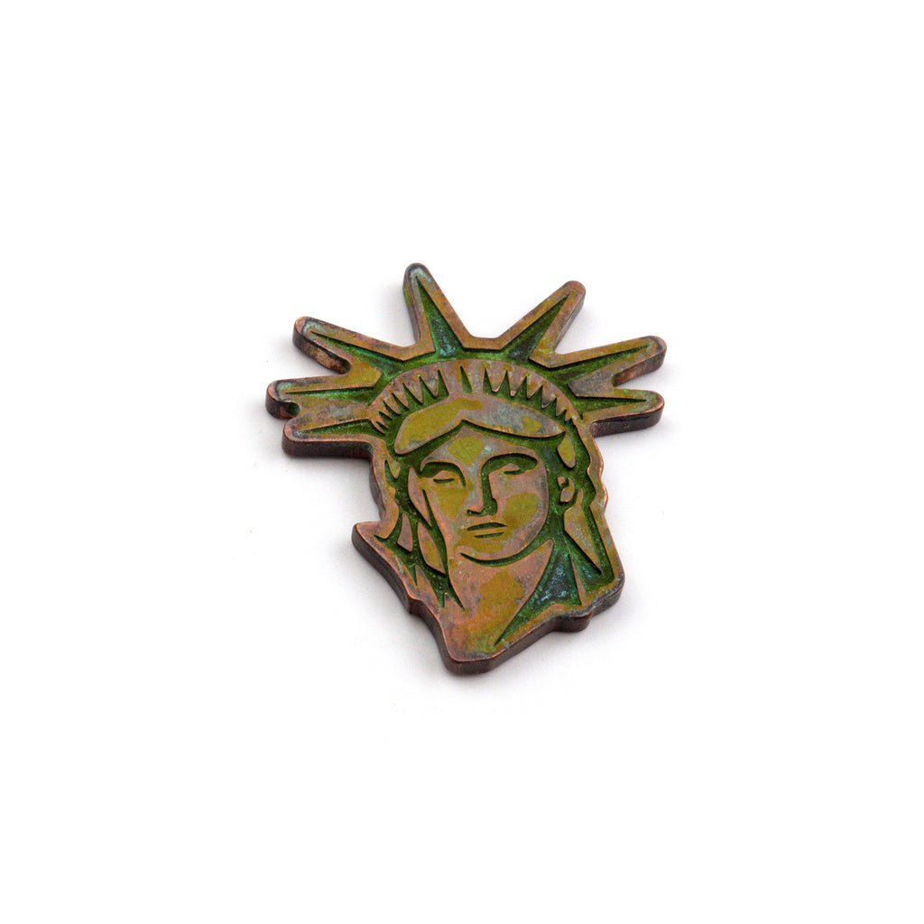 Statue of Liberty Ball Marker