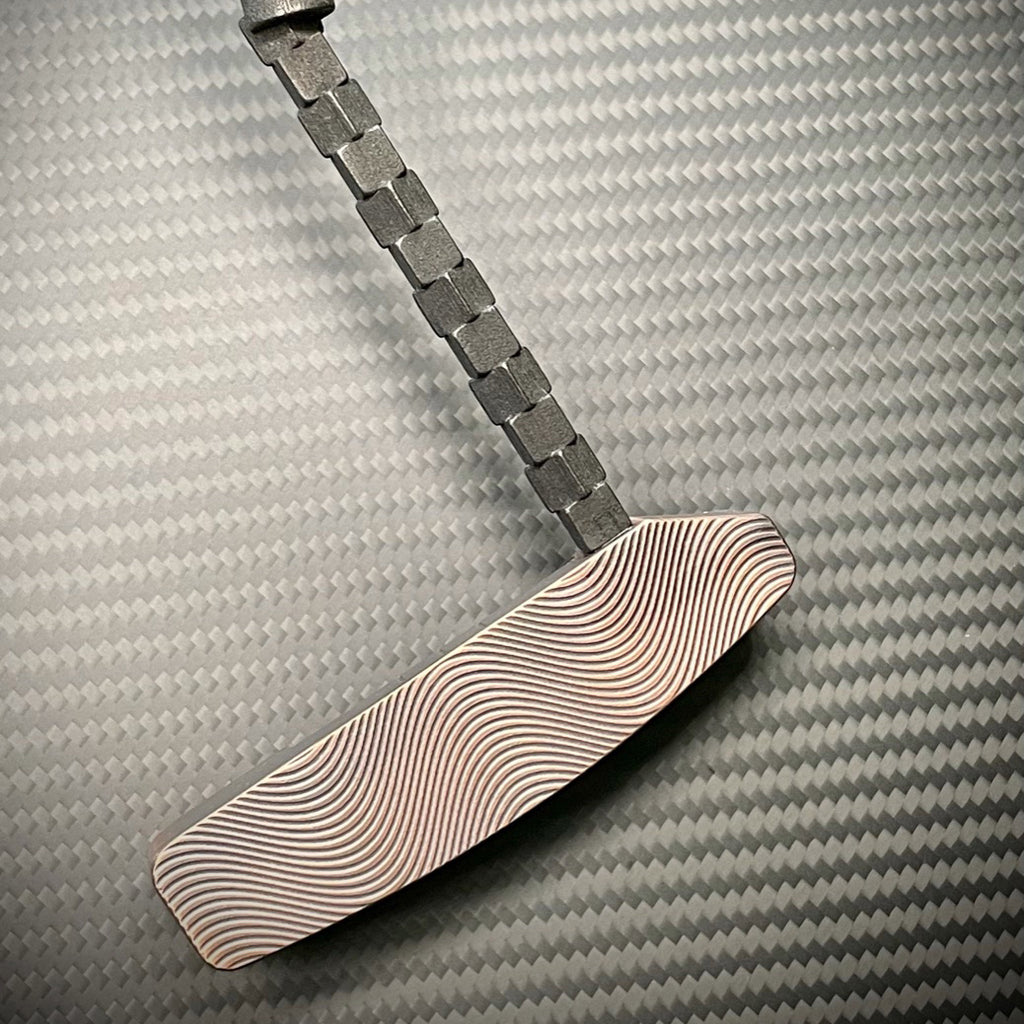 WellFleet Putter - Copper