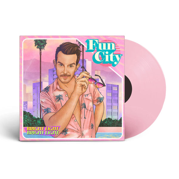 FUN CITY - PINK LP