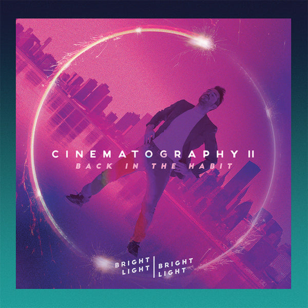 CINEMATOGRAPHY II EP - CD