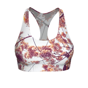 Women's Cut & Sew Sports Bra