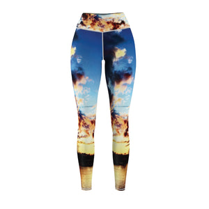 Women's Cut & Sew Sport Leggings