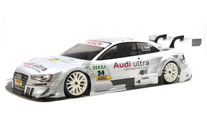 Superstar Audi R5 clear body 2.00mm