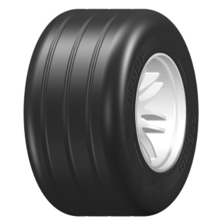 GWH66-M Compound 1:5 F1-W66 REAR Tires - 1 Pair