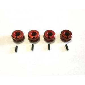 GE00730.15 Genius Red Locking Wheel Nuts
