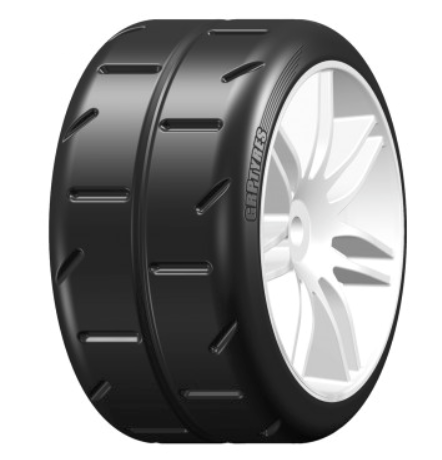 GWH02-P Compound 1:5 TC - P Tires - 1 Pair