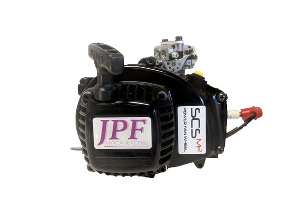JPF Moca Racing Zenoah G230 Engine