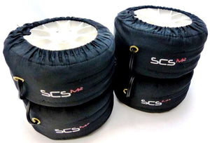 SCS M2 Tyreheaters Touring Cars TC - Car set (4 pieces)