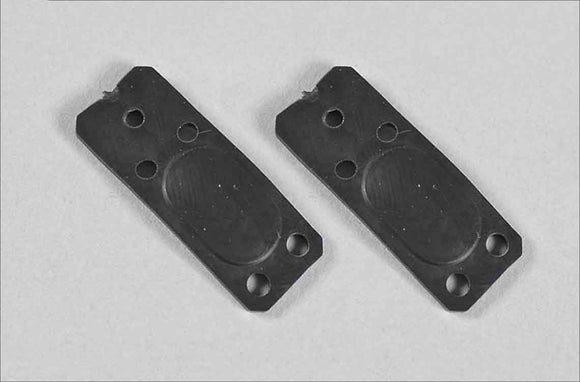 MEC1000-09 Mecatech gasket for master brake cylinder cover, 2