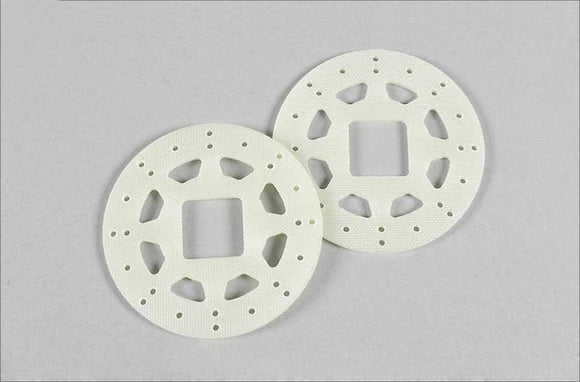 MEC1000-40 Mecatech brake rotors, 2 pcs.