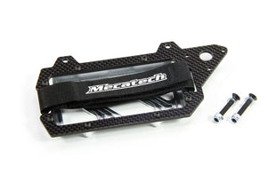 MEC2012-213 Mecatech Alloy Battery Holder