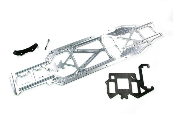 MEC2012-214 CONVERSION KIT SHORT WHEELBASE FOR PORSCHE (RADIO PLATE DOUBLE SERVOS)