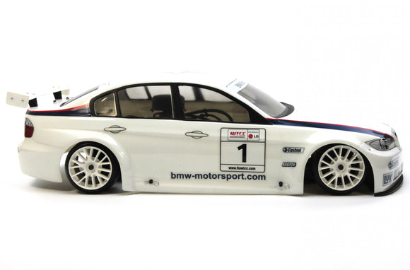 Killam Racing BMW 320i Body
