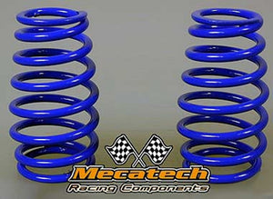 MEC2009-02 Cask shaped springs for Mecatech Shocks -Blue 2.6-