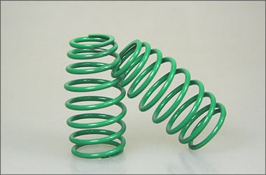 MEC2009-00 Cask shaped springs for Mecatech Shocks- Green 2.4
