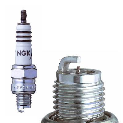 NGK Iridium IX Spark Plugs CR8HIX/7669